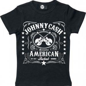 Johnny Cash American Rebel Lasten Paita