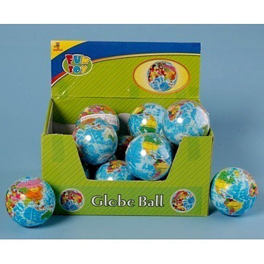 Johntoy Globe Ball Maapallopallo