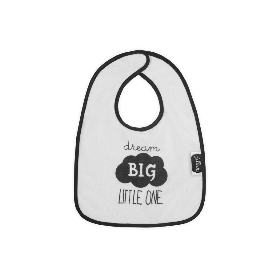 Jollein Ruokalappu Frotee Dream Big Little One