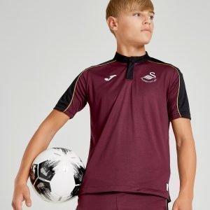 Joma Swansea City Fc 2018/19 Third Shirt Punainen