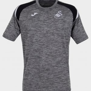 Joma Swansea City Fc 2018/19 Training Shirt Harmaa
