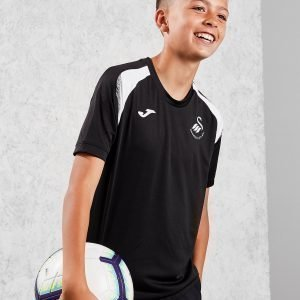 Joma Swansea City Fc 2018/19 Training Shirt Musta