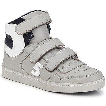 Jopper ARNOLD korkeavartiset kengät