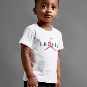Jordan Brand 5 T-Shirt Infant Valkoinen