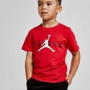 Jordan Brand 5 T-Shirt Punainen