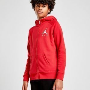 Jordan Jumpman Fleece Full Zip Huppari Punainen