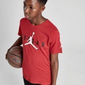 Jordan Jumpman T-Shirt Punainen