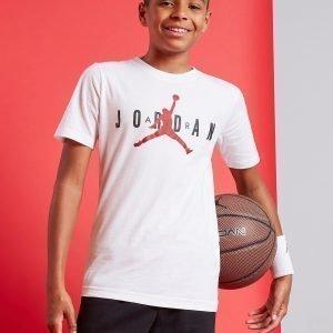 Jordan Jumpman T-Shirt Valkoinen