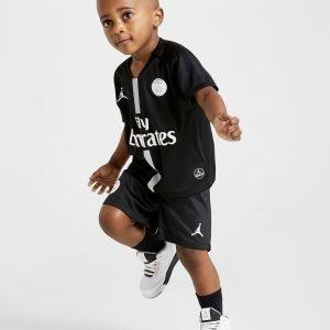 Jordan X Paris Saint Germain 2018/19 Cl Home Peliasu Musta