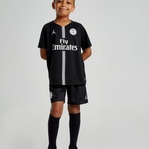 Jordan X Paris Saint Germain 2018/19 Cl Home Peliasu Musta