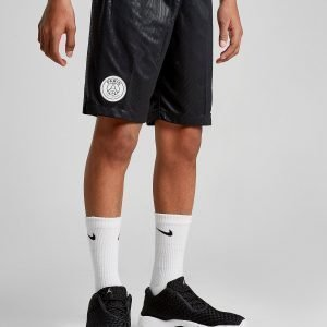 Jordan X Paris Saint Germain 2018/19 Cl Home Shortsit Musta