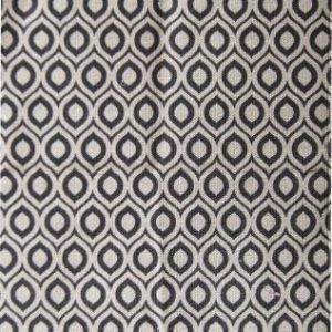 Jox Basic Puuvillamatto 70 x 180 cm Citrus Harmaa