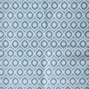 Jox Basic Puuvillamatto 70 x 180 cm Citrus Sininen