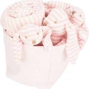 Jox Basic Vauvasetti Kani 5 osaa Vaaleanpunainen
