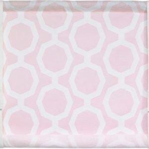 Jox Laskosverho 140 cm Vaaleanpunainen