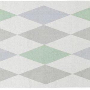Jox Puuvillamatto 70x140 cm Sininen