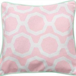 Jox Tyynynpäällinen 45x45 cm Vaaleanpunainen