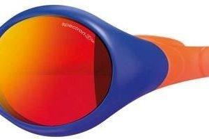 Julbo Looping Ii Aurinkolasit Sininen / Oranssi