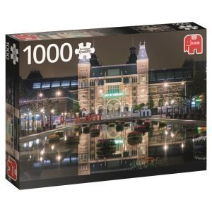 Jumbo Amsterdam By Night Netherlands 1000 Pcs