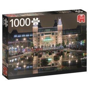 Jumbo Amsterdam By Night Netherlands 1000 Pcs
