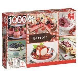 Jumbo Berries 1000 Palaa