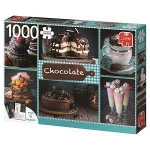 Jumbo Chocolate 1000 Palaa