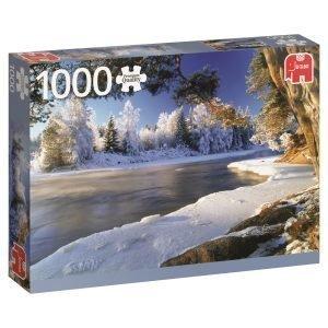 Jumbo Dal River Sweden 1000 Palaa