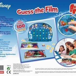 Jumbo Disneys Guess The Film Peli