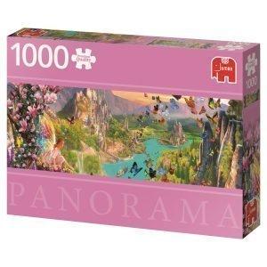 Jumbo Fairy Land 1000 Palaa Panorama