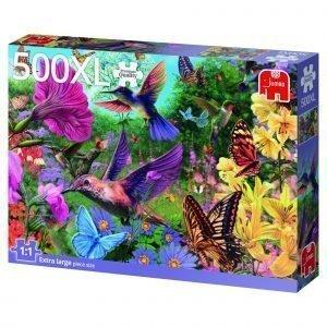 Jumbo Hummingsbirds 500 Palaa Xl