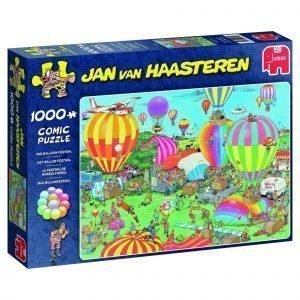 Jumbo Jan Van Haasteren Balloon Festival 1000 Palaa