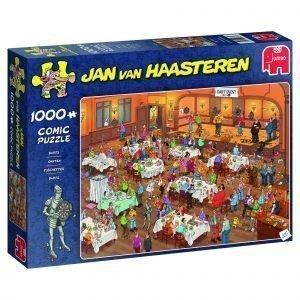 Jumbo Jan Van Haasteren Darts 1000 Palaa