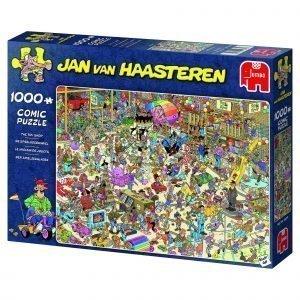 Jumbo Jan Van Haasteren The Toy Shop 1000 Palaa