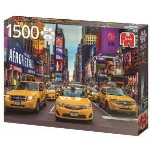 Jumbo New York Taxi 1500 Palaa