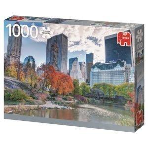 Jumbo Ny Central Park Usa 1000 Palaa