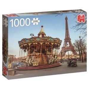 Jumbo Paris France 1000 Palaa