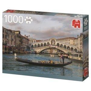 Jumbo Rialto Bridge Venice Italy 1000 Palaa