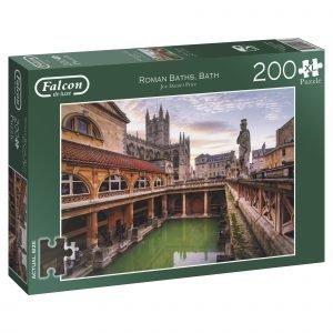 Jumbo Roman Baths Italy 200 Palaa Xl
