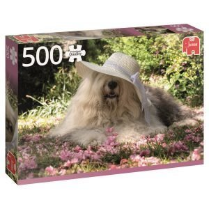 Jumbo Sophie In A Bed Of Flowers 500 Palaa