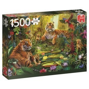 Jumbo Tigers In The Jungle 1500 Palaa