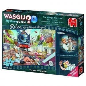 Jumbo Wasgij Retro Mystery 1