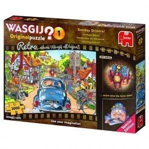 Jumbo Wasgij Retro Original 1