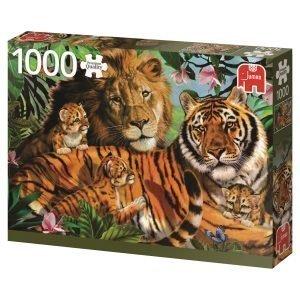 Jumbo Wild Cats 1000 Palaa