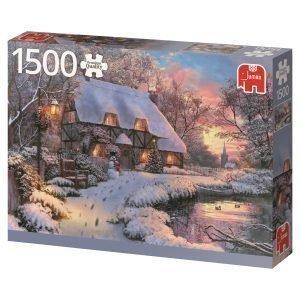 Jumbo Winter Cottage 1500 Palaa