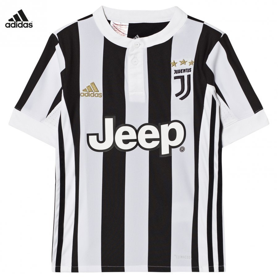 Juventus F.C Juventus Fc ´17 Junior Home Shirt Jalkapallopaita