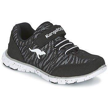 Kangaroos NURI ZEBRA matalavartiset kengät