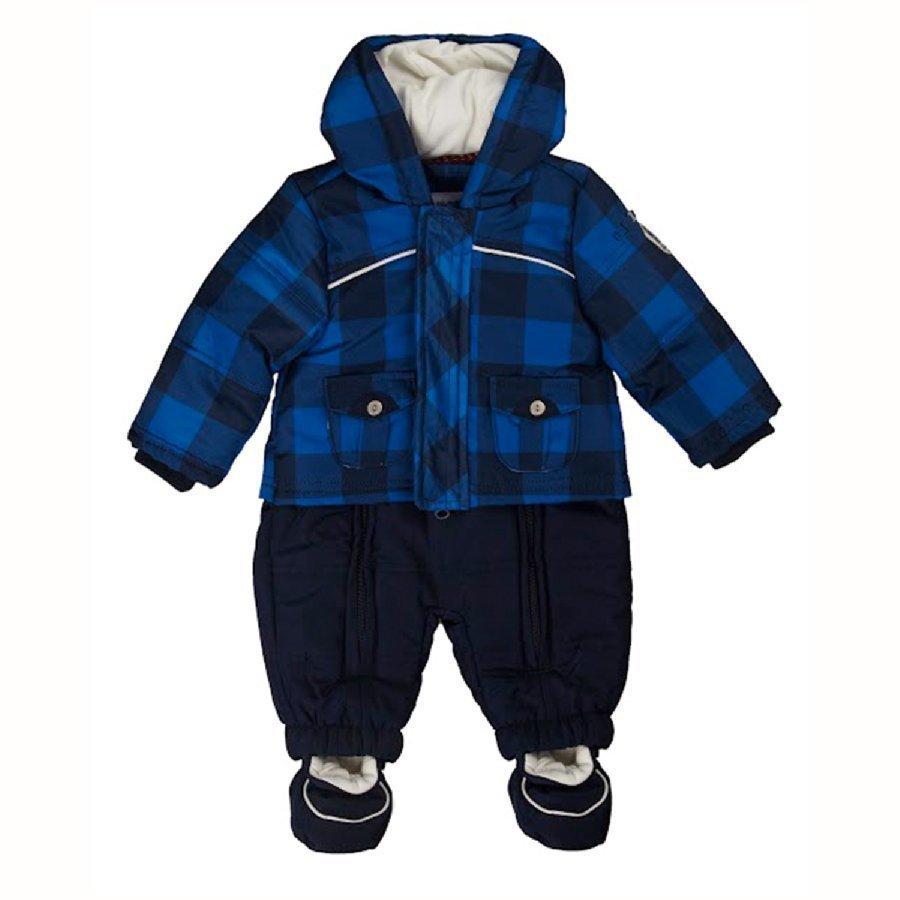 Kanz Baby Talvihaalari Yard Check Blue