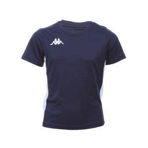 Kappa Wenet T-Shirt Tekninen T-paita Sininen
