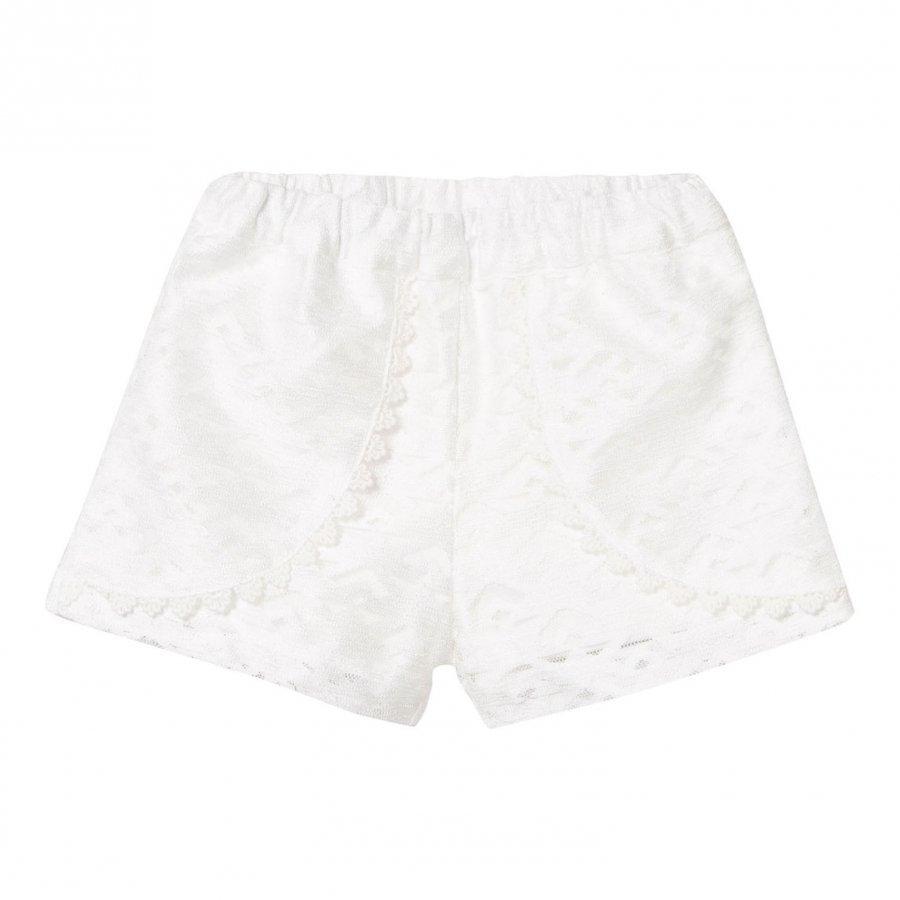 Kardashian Kids White Lace Shorts Juhlashortsit
