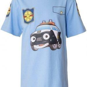 Kaupungin Sankarit T-paita Paulie Vaaleansininen